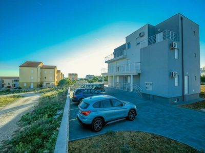 Photo for One bedroom apartment with balcony Novalja, Pag (A-17954-a)