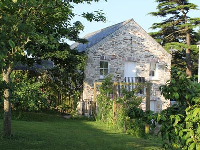 Photo for Comfortable, detached, convenient barn conversion set in 4 acres of gardens