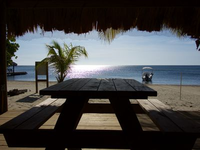Photo for Very Private Beach With 8 Hammock Shade Deck. Come Enjoy Our Peaceful Paradise!
