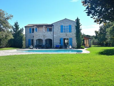 Photo for Villa Bibali - an Istrian Experience -  4BR/4BA with large garden, pool, jacuzzi