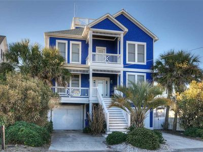 Photo for King's Latitude: 6 BR / 4.5 BA single family home in Carolina Beach, Sleeps 13