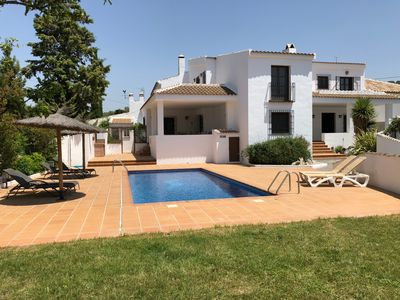 Photo for Rural Andalusia villa with WiFi private pool & breathtaking panoramic views