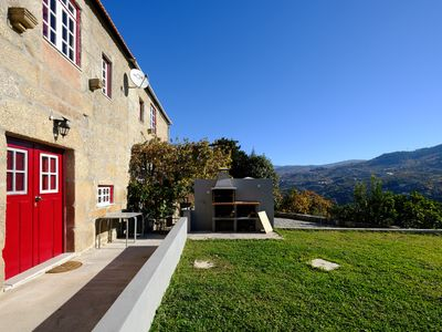 Photo for ADouro Valley Peacefull House with beautiful river view, parking, wifi