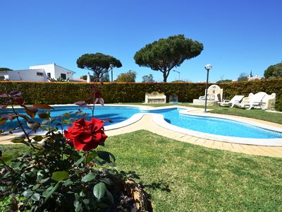 Photo for Magnificiant 4 bed room Vila Vilamoura -Private Pool -Free WIFI