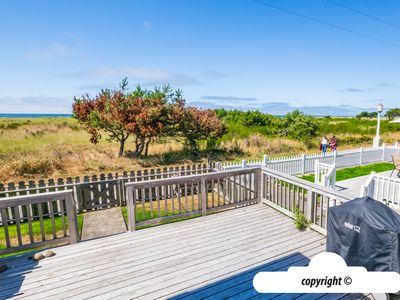 Photo for OCEAN FRONT: ONCE UPON A TIDE:  Seaside Vacation Homes, Inc Managed
