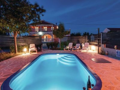 Photo for Nice holiday home with a private pool, lovely covered terrace, BBQ, free wi fi