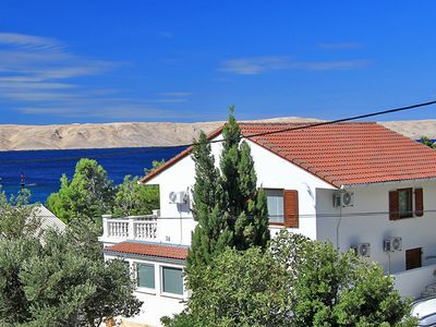Photo for Fantastic sea view - Beautiful apartment in a quiet location on the beach / sea