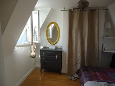Photo for Stunning apartment with a great view of the Eiffel Tower and the Trocadero