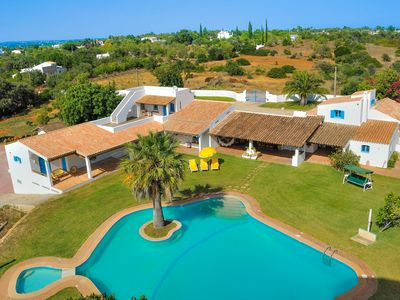Photo for Old cottage, expanded and modernized, with large swimming pool and large garden
