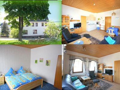 Photo for Holiday apartment Sehmatal-Neudorf for 2 - 3 persons with 1 bedroom - Holiday apartment