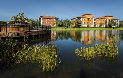 Photo for Beautiful renovated Lakeview 2 bedroom Condo in Serenata Sarasota