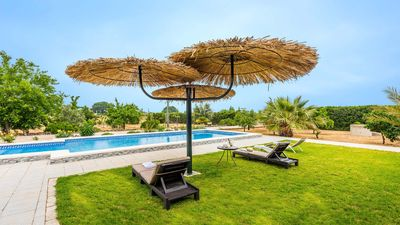 Photo for Holiday home in a fenced property with a chill-out area in Seville province