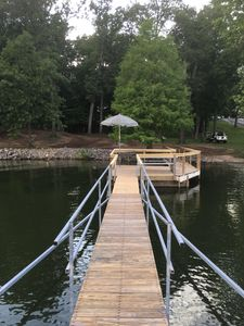 Photo for Kentucky Lake Waterfront Home With Dock And Boat Ramp