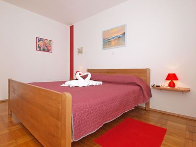 Photo for Apartment for 2 persons with 2 extra beds (ID 13411)