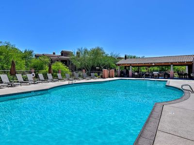 Photo for Phoenix Townhome w/Patio&Pool Access-Walk to Shops