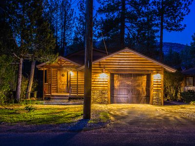 Photo for Pine-Tree Cabin Moments away from the lake and Ski Slope, and so much more!