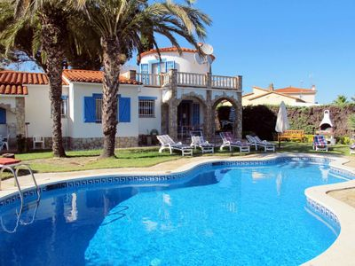 Photo for Vacation home Marsella (CGE 226) in Calonge - 10 persons, 4 bedrooms