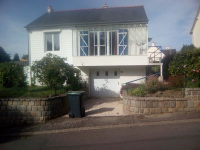 Photo for house near shops, small echo of the pond Mode 5 ha 15 minutes from the sea, hiking
