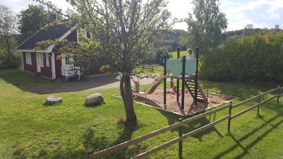 Photo for Near Katthult and Vimmerby. Eig. Playground, super place, Near lake