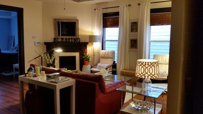 Photo for Roomy & Cool Shelby Park Duplex