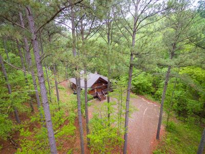 Photo for 1BR Cabin Vacation Rental in Broken Bow, Oklahoma