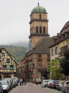 Photo for Self catering LE PATIO Kaysersberg. Superb location with patio in village center