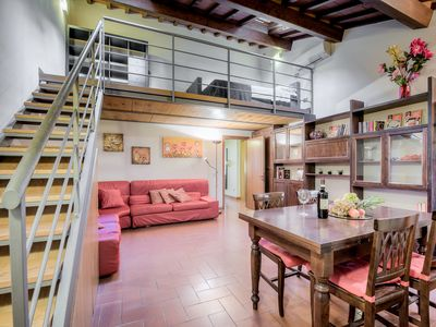Photo for Apartment Sant'Ambrogio Place in Florence, a bright and cozy house in Borgo la Croce