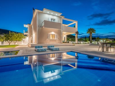 Photo for Ostria Luxury Villa with Private Pool