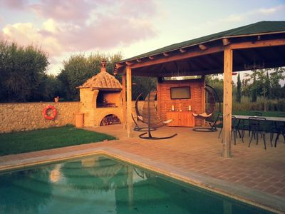 Photo for Puccini - a few km from Siena surrounded by nature with swimming pool