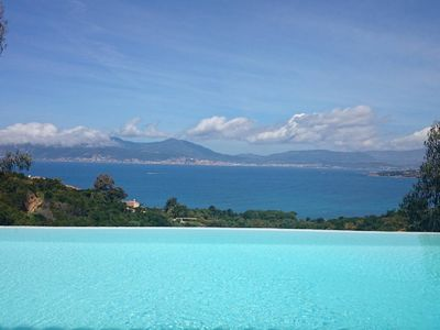 Photo for 4BR Villa Vacation Rental in Pietrosella, Corse