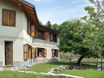 Photo for Apartment Chalet Pina  in Cusino (CO), Lake Lugano - 4 persons, 2 bedrooms
