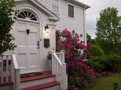 Photo for Beautiful 18th C house in historic village of Grand Pre