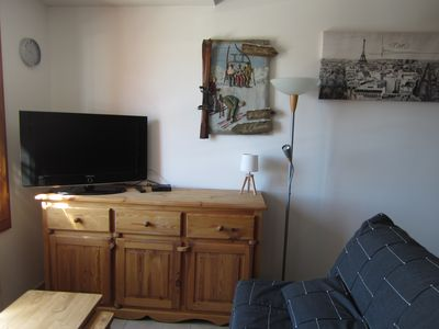 Photo for T3 - 70 m2 - Standing in Briançon - 4 to 6 people