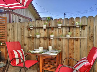 Photo for Charming 1BR Ventura Cottage with Cute Backyard Patio