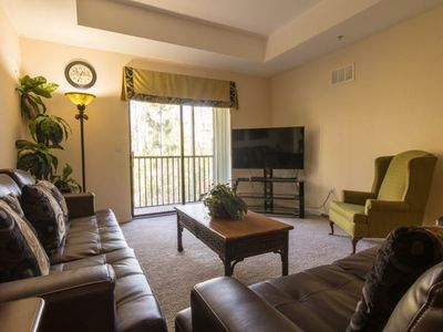 Photo for Balcony – Conservation View – Near Disney – Wi-Fi – Caribe Cove Resort