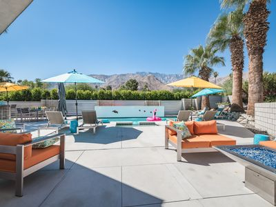 Photo for Palm Springs Oasis del Sol.  Check Out Our Summer Rates!