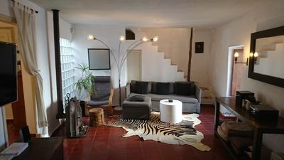 Photo for Fantastic apartment in Dalt Vila (world heritage) Ibiza old town