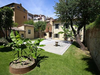 Photo for Appartamento Timoteo N: A cozy and welcoming two-story apartment located in the historic center of Florence, with Free WI-FI.