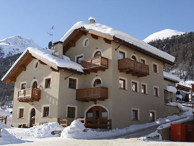 Photo for Apartment Livigno Ski Apartments in Livigno - 4 persons, 1 bedrooms