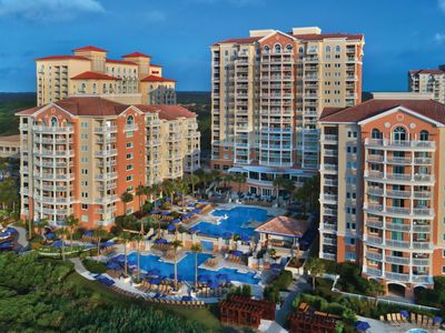 Photo for Marriot Grand Dunes OCEAN VIEW Vacation Villa 2/2 with Balcony