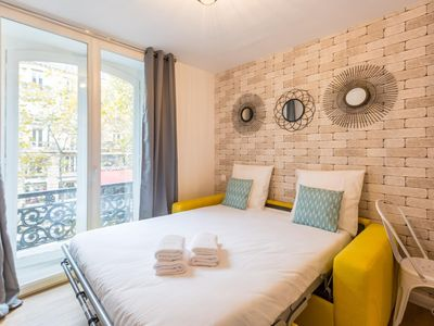 Photo for St Germain - Quartier latin : Flat for 3