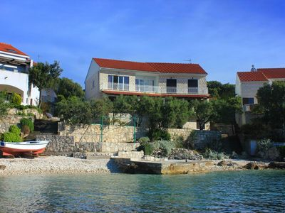 Photo for Apartment in Tri Žala (Korčula), capacity 2+3
