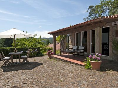 Photo for English House - cozy villa, very peaceful with pool and garden - Two Bedroom Villa, Sleeps 4