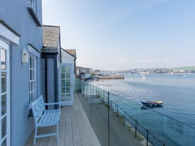 The views from the huge private terrace and most rooms out to sea is mesmorising