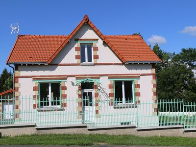 Photo for Lovely fully renovated and spacious holiday home in the French Ardennes