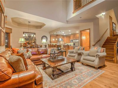 Photo for Discounted Steamboat Lift Tickets - Beautifully decorated Steamboat townhome, fantastic location!