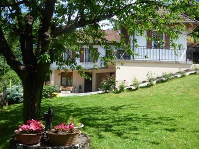 Photo for Gite Belley, 2 bedrooms, 5 persons