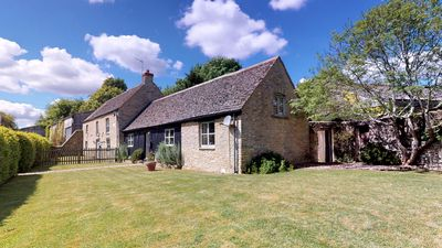 Butlers Stall cottage next to Hutts Both Cottage