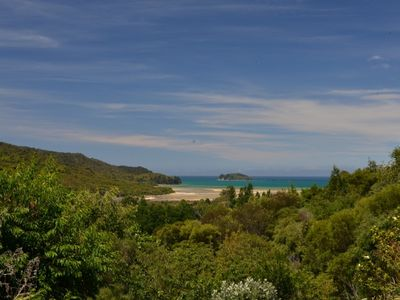 Photo for Apartment on Abel Tasman Park andamp; Tasman Bay
