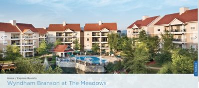 "Photo for Affordable Luxury * Wyndham's ""Branson at The Meadows"" Top-Rated Condo Resort"